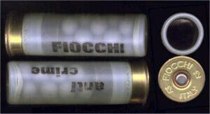 Non lethal forms of shotgun ammunition